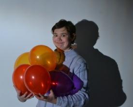 """""""Воздушные шарики 1"""""""
