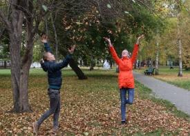 """""""Осенние забавы"""""""