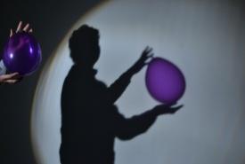 """""""Воздушные шарики 4"""""""